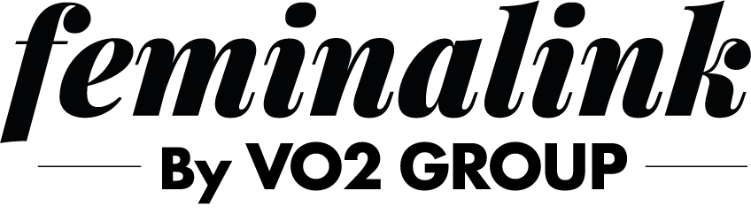 Logo FEMINALINK by VO2 GROUP